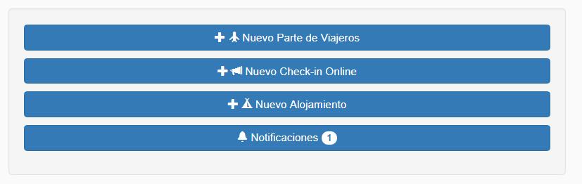 Botón de notificaciones